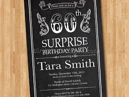 60th birthday invitations 6 best birthday resource gallery