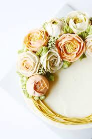 Flower Cakes Buttercream Flower Cakes U2014 Eat Cake Be Merry Custom Cakes Ny Nj