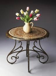 furniture unique round entryway table designs ideas custom decor