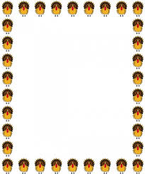 free thanksgiving border gclipart