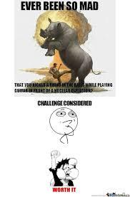 Meme Challenge - funny challenge accepted meme 2017