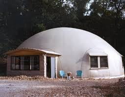 at home in jasper arkansas monolithic dome institute
