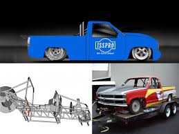 Old Ford Drag Truck - thought about building a drag truck you need to read this