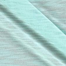 light blue jersey fabric tissue rayon slub jersey knit light mint discount designer fabric