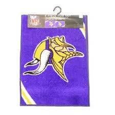 Vikings Comforter Free S H Nfl Minnesota Vikings Two Piece Rectangular Rug Set Nfl