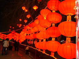 lunar new year lanterns lantern festival end of new year celebration china