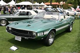 1970 shelby mustang 1969 1970 shelby gt500 convertible review supercars