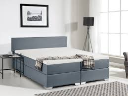 box spring bed 160x200 cm upholstered bed super king size