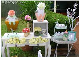Baby Shower Decorating Ideas by Enchanted Garden Baby Shower Decoration Ideas Baby Shower Ideas