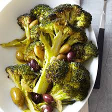 rachael ray roasted broccoli broccoli and olives