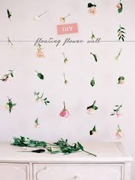 how to make a floating flower wall lark linen how to make a floating flower wall