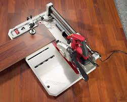 Norge Laminate Flooring Cutter Skil 3600 02 120 Volt Flooring Saw Power Tile Saws Amazon Com