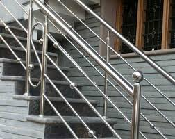 Stainless Steel Banister Stainless Steel Railing Manufacturers Stainless Steel Railing Mumbai