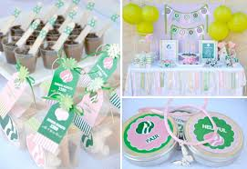 kara u0027s party ideas scouts themed ceremony birthday party via