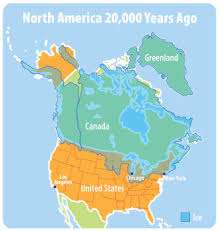 map of america 20000 years ago the earth s climate in the past a student s guide to global