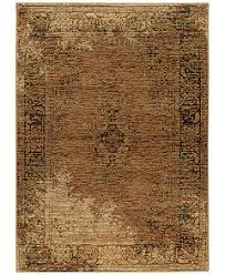 Gold Area Rugs Macy S Rug Gallery Journey Cava Gold Area Rugs Rugs Macy S