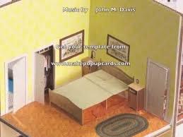 Pop Up Bed Pop Up Bedroom Youtube