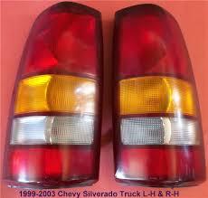 2000 chevy silverado tail light assembly 1999 2000 2001 2002 2003 used silverado lh rh tail light assy