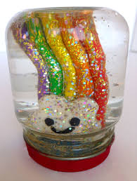 you u0026 me mini glitter rainbow snow globe play cbc parents