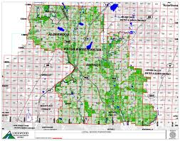 Zip Code Map Spokane by Alderwood Water U0026 Wastewater District