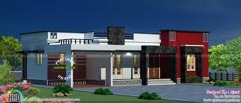 u20b920 lakhs cost estimated one floor home kerala home design