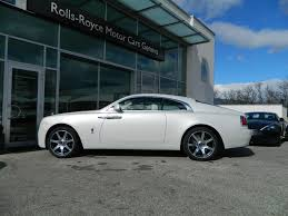 rolls royce white wraith andalusian white ux80652 prestige motor group