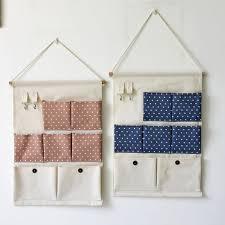 card pockets japan style 7 pockets hanging storage bag multilavyer card wall