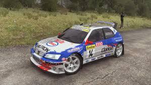 peugeot sport car mods peugeot sport 306 maxi 1997 1998 livery racedepartment