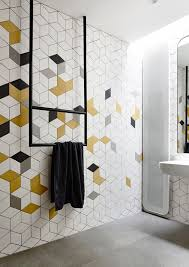 Wall Tiles Bathroom Best 25 Black Wall Tiles Ideas On Pinterest Black Door