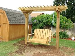 Arbor Swing Plans Free | arbor swing plans perfect arbor swing plans free in home decoration