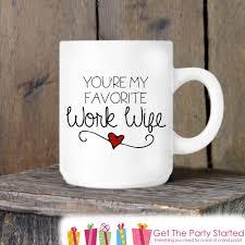 weird coffee mugs coworker gift coffee mug work wife coffee mug novelty