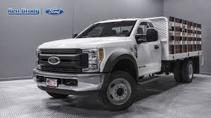new 2017 ford super duty f 450 drw xl chassis cab regular cab