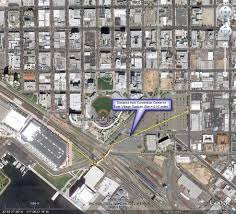 San Diego Downtown Map by Stadium Thoughts And Musings Convention Center Or Stadium Both