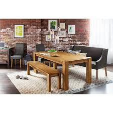 dining room loveseat dining room furniture shannon dining loveseat industrial city