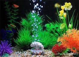 2018 pearl and shell aquarium fish tank toys decoration oxygen