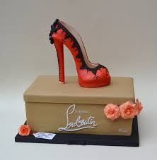 shoe cake topper 13 shoe decorations for cakes photo high heel shoe cake shoe