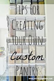 Organizing Kitchen Pantry Ideas 84 Best Get Organized Images On Pinterest Organizing Pantry