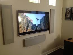 wall mounted tv designs mount design small kitchen also ideas