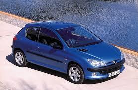 peugeot 206 xt peugeot 206 3 doors specs 1998 1999 2000 2001 2002