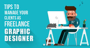 freelance designer tips to manage your clients as freelance graphic designer designhill