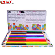 colored writing paper popular kids colored pencils buy cheap kids colored pencils lots school 24 colored pencils lapices de colores kids double head colour pencil set colouring pencils for