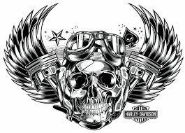 the 25 best harley davidson tattoos ideas on pinterest harley