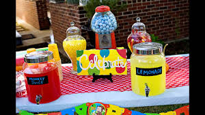curious george party ideas creative curious george party decorations ideas