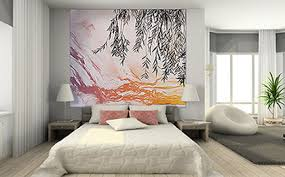 le murale chambre décoration murale design ou trompe l oeil belmon déco poster mural