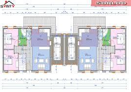 plan de maison a etage 5 chambres plan maison etage 3 chambres gratuit 5 plan maison jumelee par le