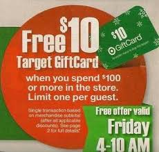 target gift card sale black friday target black friday deals 2010