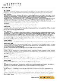 Promo Model Resume Modeling Resume Download Modeling Resume Haadyaooverbayresortcom
