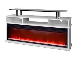 Media Center With Fireplace by 60 U201d Media Fireplace 2 Colors