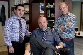 former stylists at city u0027s oldest barber shop sue u0027bully u0027 ex boss