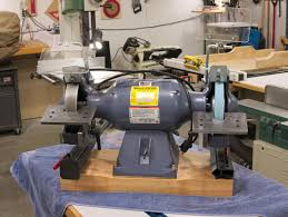 Bench Grinder Accessories Bench Grinder Setup Addendum Dan U0027s Hobbies